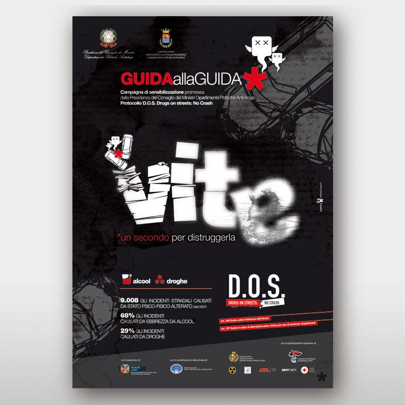 Poster 70x100 DOS