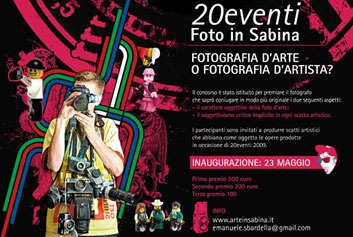 20eventi Photo Contest