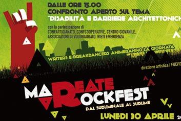 Mareate Rock Festival