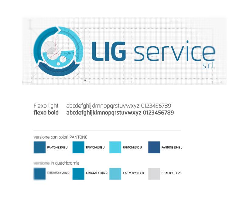 logo lig service