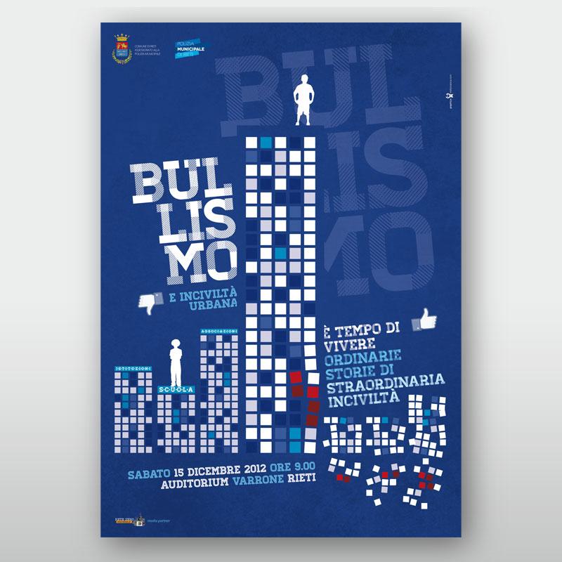 poster 70x100 bullismo