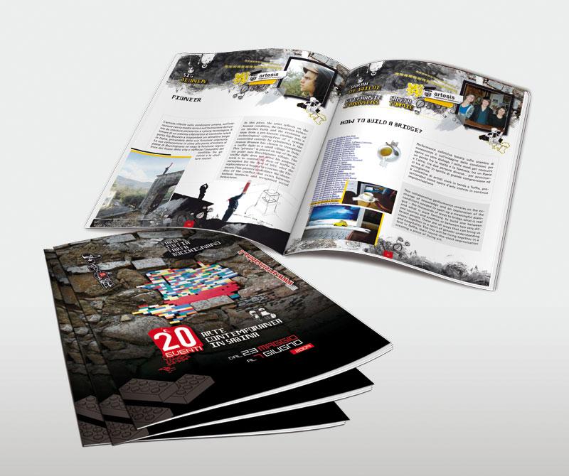 brochure 20 eventi 2009
