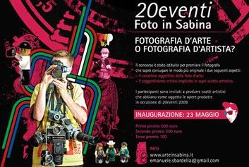 20eventi Photo Contest