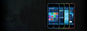 slider progettazione app
