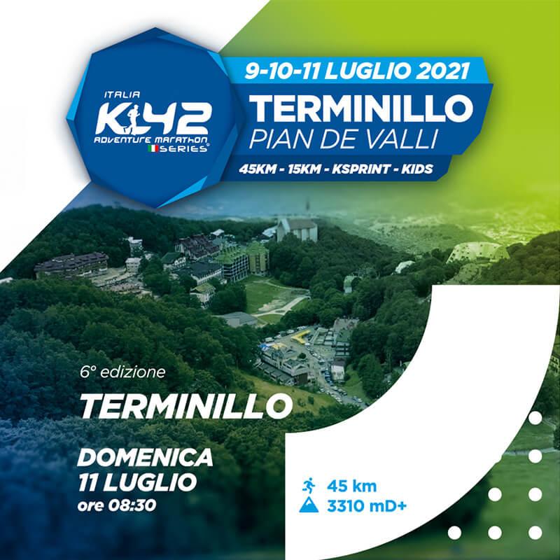 K42 Italia edizione 2021